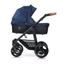 Venicci Gusto 3in1 Travel System - Navy