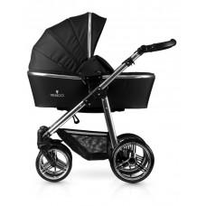 Venicci Silver Special Edition Travel System - Black
