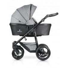 Venicci Shadow Special Edition Travel System - Denim Grey