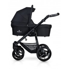 Venicci Soft Travel System - Black Chassis / Black