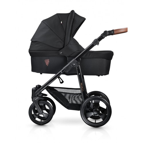 Venicci Gusto 3in1 Travel System - Black
