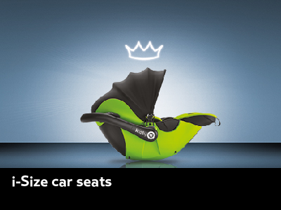 i-Size car seats